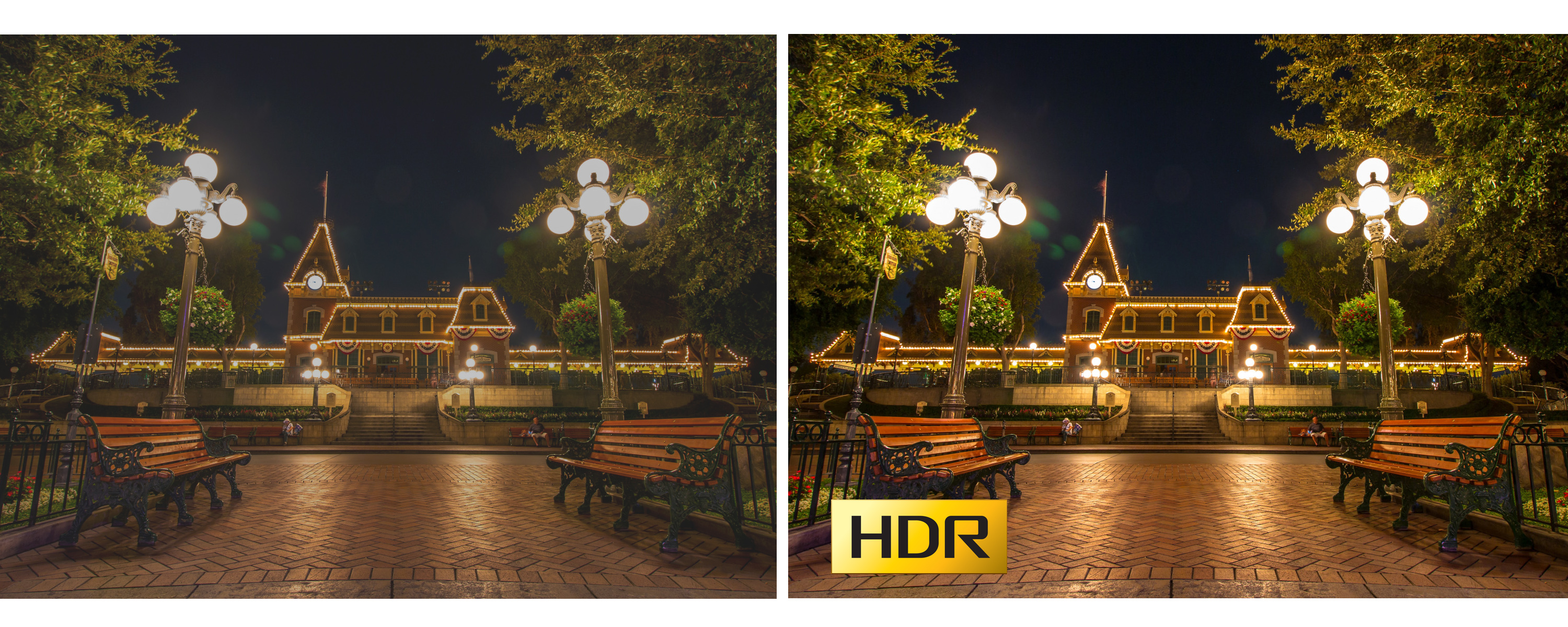 HDR (High Dynamic Range) JVC DLA-NX9